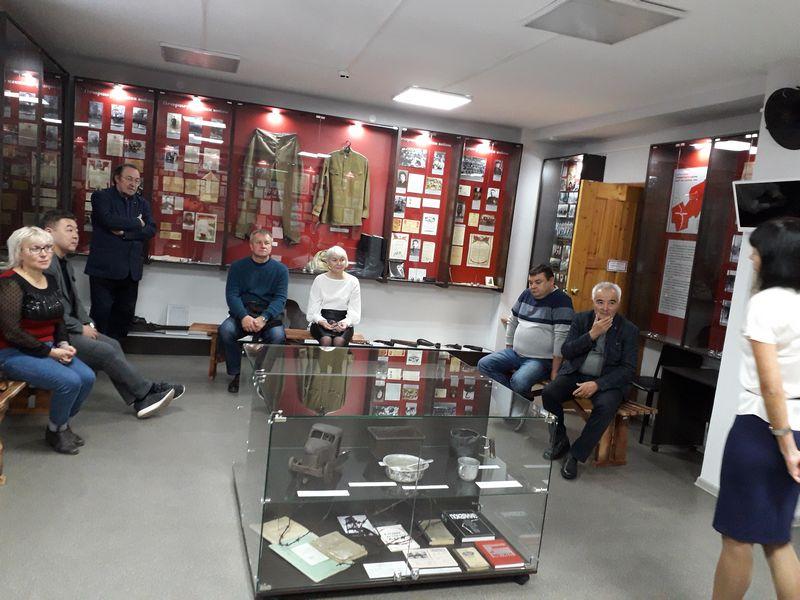 Выставка о политзаключенных в Печорском историко- краеведческом музее