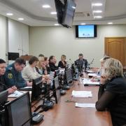 Ученые-гуманитарии в Общественном совета городе Сыктывкара