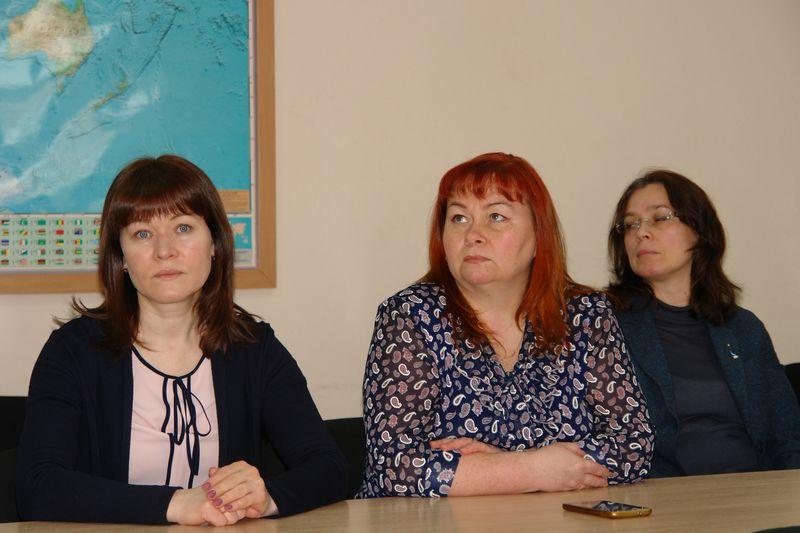 Собрание первичной профсоюзной организации ИЯЛИ