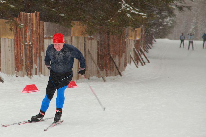 Команда ИЯЛИ приняла участие IX Академиаде ФИЦ Коми НЦ УрО РАН по лыжным гонкам