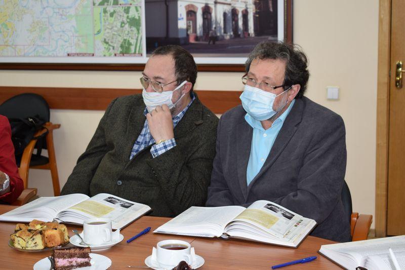 Общественная редколлегия обсудила результаты работы над книгой «Сыктывкар в прошлом и настоящем»