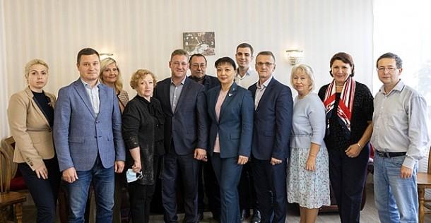 Новый состав общественного совета Сыктывкара встретился с депутатами и администрацией города (БНК)