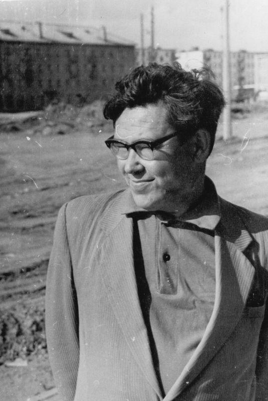 Л.Н. Жеребцов.1960е гг.