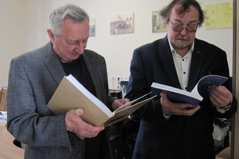 Началась работа над книгой «Историко-культурное достояние Республики Коми»