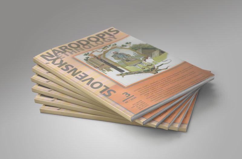 Статьи этнографов ИЯЛИ вышли в словацком этнографическом журнале «Словенска народопись» «Slovenský národopis / Slovak Ethnology»