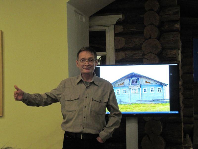 Ученые ИЯЛИ приняли участие в презентации издания «Памятники деревянного зодчества Коми края»