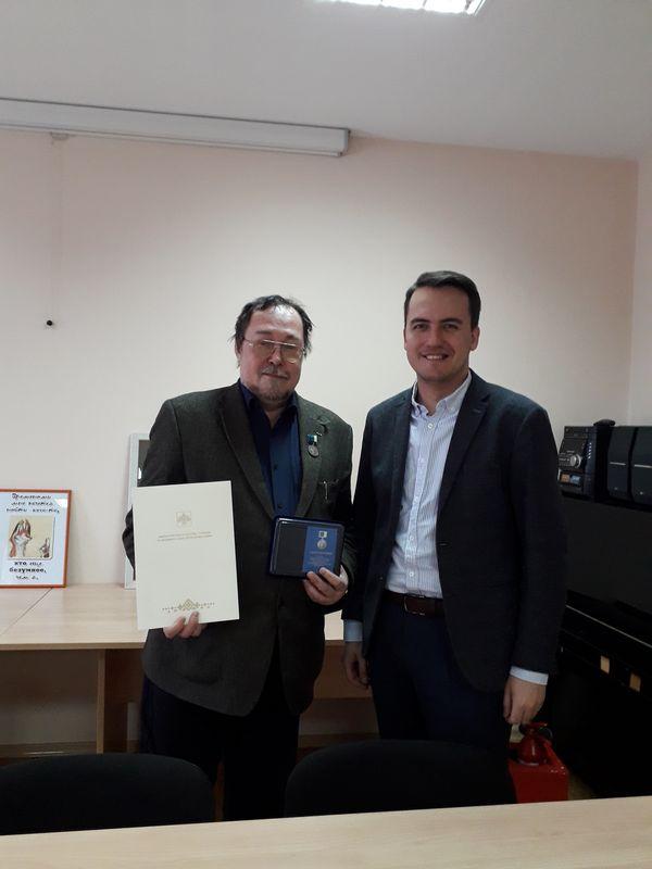 В ИЯЛИ состоялось рабочее совещание, посвященное подготовке фундаментальной работы по истории культуры Республики Коми