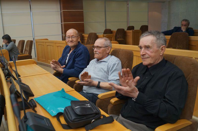 Ученые ИЯЛИ приняли участие в XIV отчетно-выборном съезде писателей Республики Коми