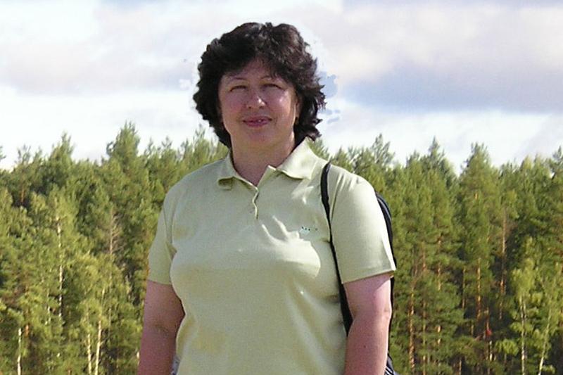 Защита докторской Г.А. Некрасовой