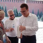 У стен Кремля говорили о Республике Коми (Трибуна)
