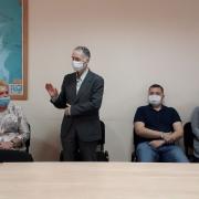 Встреча ученых с депутатами